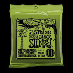 Ernie Ball Regular Slinky Nickel 7-String Set (10-56)
