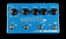 TC Electronics Flashback X4 Delay and Looper Effects Pedal