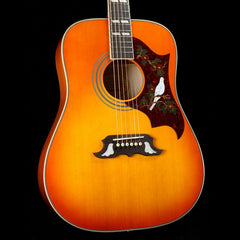 Epiphone Dove Pro Acoustic-Electric Violinburst