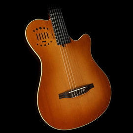 Godin Multiac Grand Concert Duet Ambiance Electric Guitar Lightburst