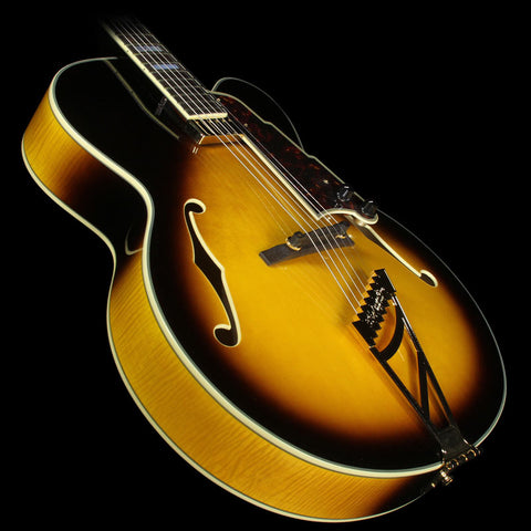 Used D'Angelico EXL-1 Hollowbody Electric Guitar Vintage Sunburst