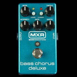 MXR Bass Chorus Deluxe Effects Pedal