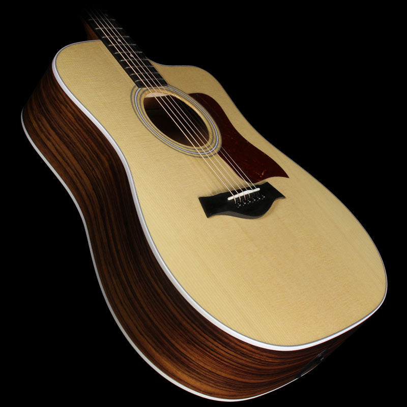 Taylor 210ce Dreadnought Acoustic/Electric Guitar Natural