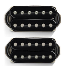Bare Knuckle Nailbomb Humbucker Pickup Set (Black Open-Coil)