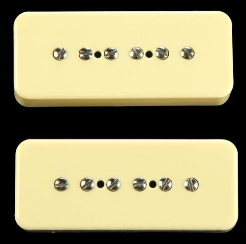 Bare Knuckle Supermassive 90 Pickup Set (Cream)