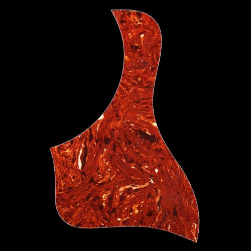 Taylor Pickguard GA/GS Right-Handed (Tortoise Shell)