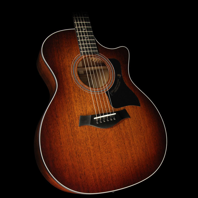 Taylor 324ce Mahogany Top Grand Auditorium Acoustic Guitar 1104047060