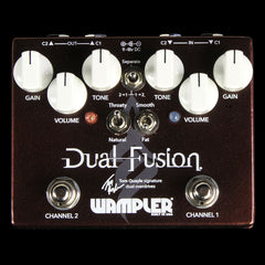 Wampler Tom Quayle Dual Fusion Distortion Pedal