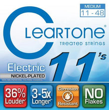Cleartone EMP Electric Guitar Strings (Medium 11-48)