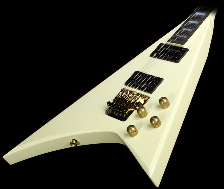 Jackson Custom Shop Exclusive Randy Rhoads RR 1.5 Electric Guitar Cream