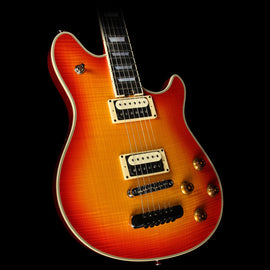 EVH Wolfgang USA Custom Deluxe Electric Guitar Vintage Burst
