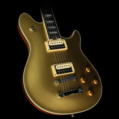 EVH Wolfgang USA Custom Deluxe Electric Guitar Gold