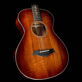 Taylor K22e 12-Fret Grand Concert Acoustic-Electric Guitar Shaded Edgeburst