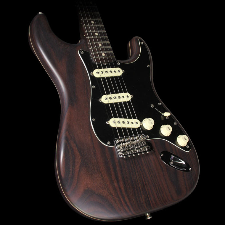 Fender Custom Shop Masterbuilt Todd Krause 1960 Rosewood Stratocaster Electric Guitar Natural