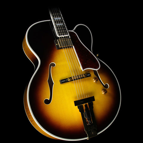 Gibson Custom Shop Wes Montgomery L-5 CES Electric Guitar Vintage Sunburst