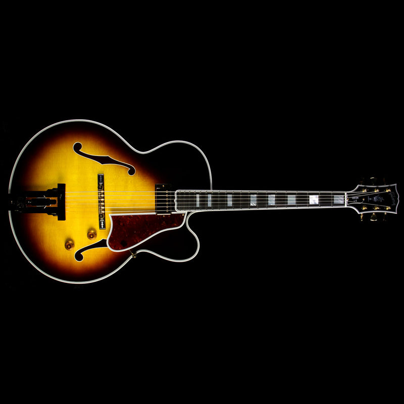 Used Gibson Custom Shop Wes Montgomery L-5 CES Electric Guitar Vintage Sunburst 10117001