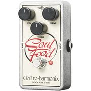 Electro-Harmonix Soul Food Overdrive Effects Pedal