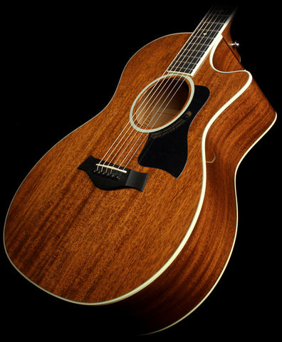 Used 2015 Taylor 524ce All-Mahogany Grand Auditorium Cutaway Acoustic-Electric Guitar Natural