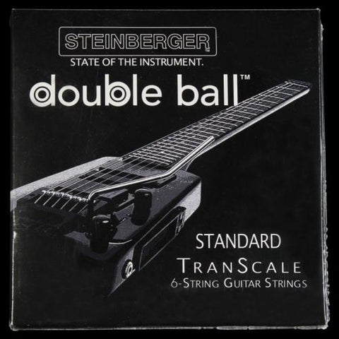 Steinberger Transcale Synapse Electric Guitar Strings Standard (10-48)