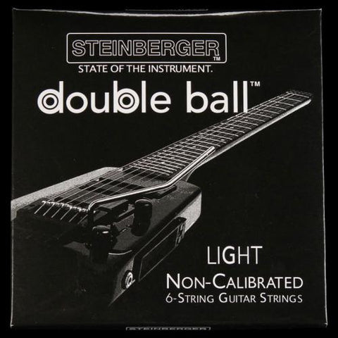 Steinberger 6 string Electric Guitar Strings Light (9-42)