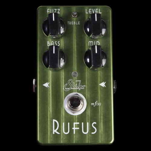 Suhr Rufus Fuzz Electric Guitar Pedal