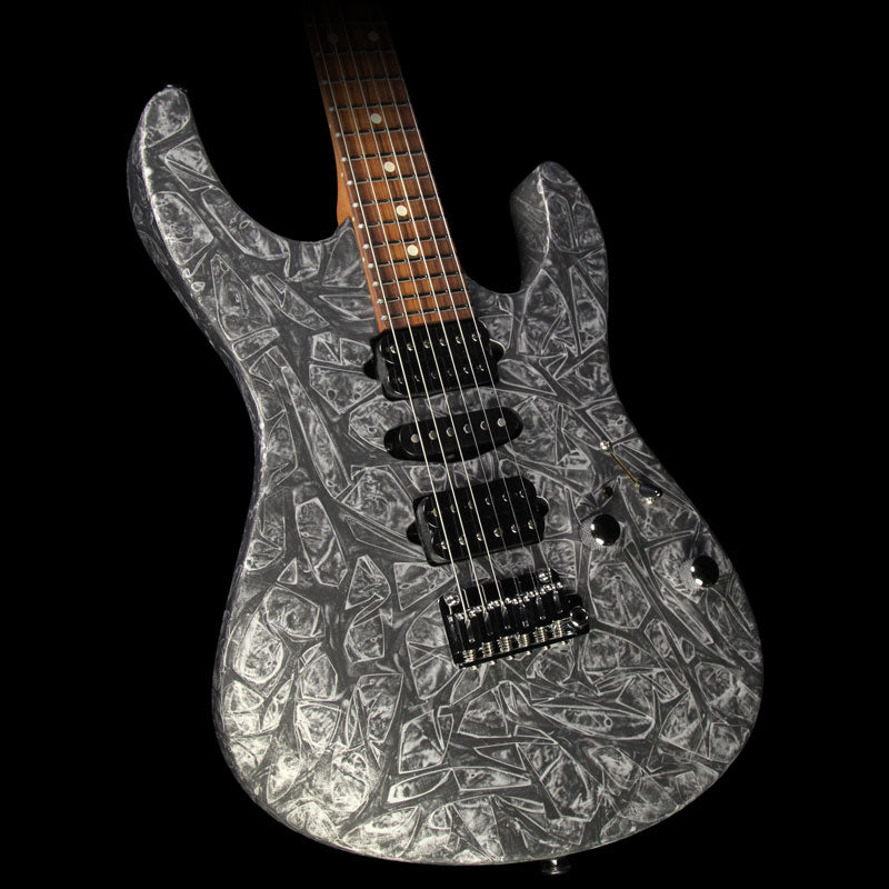 Used Suhr Modern Electric Guitar Charcoal Web 29472