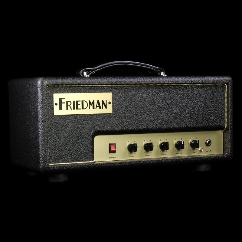 Used Friedman Amplification Pink Taco Guitar Amplifier Head