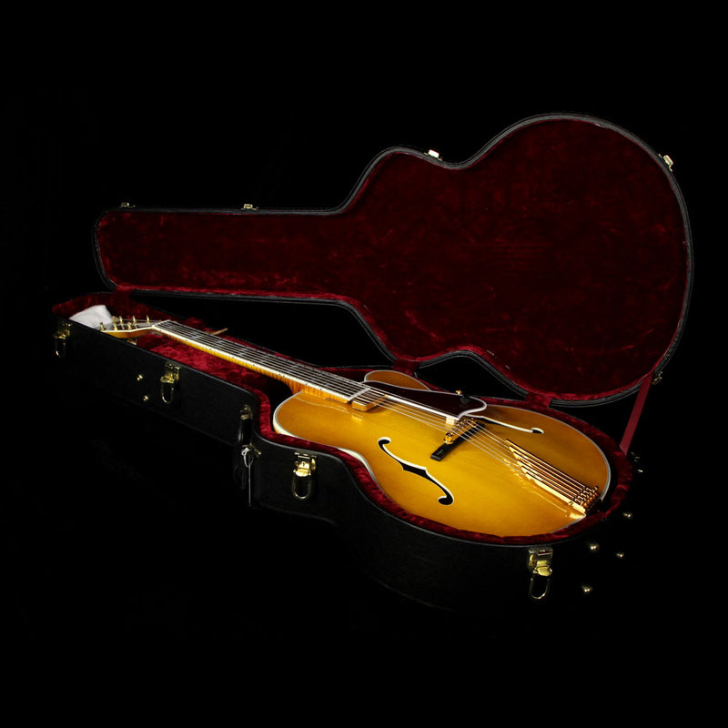 Used 2015 Gibson Custom Shop Le Grand Archtop Electric Guitar Lemonburst 12045001