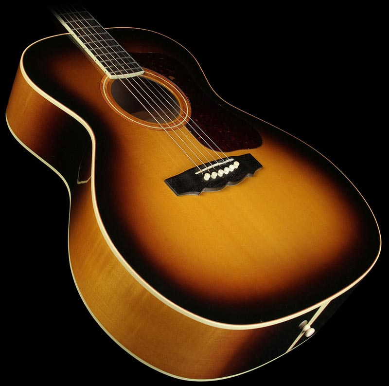 Used 2006 Guild CV-2 Acoustic Guitar