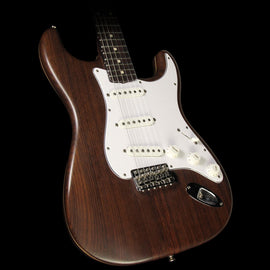 Fender Custom Shop Master Built Greg Fessler 1960 Rosewood Stratocaster NOS Electric Guitar Natural Satin