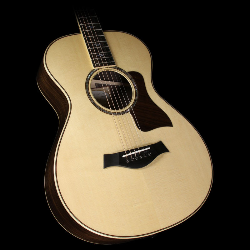 Taylor 812e 12-Fret Grand Concert Acoustic/Electric Guitar Natural
