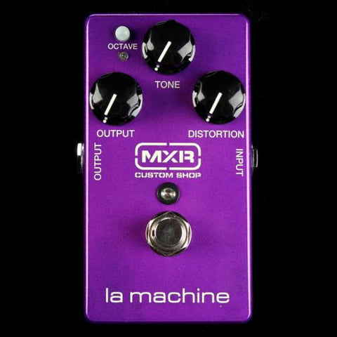 MXR La Machine Fuzz Electric Guitar Pedal