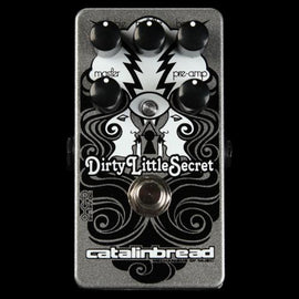 Catalinbread Dirty Little Secret Foundation Overdrive Pedal