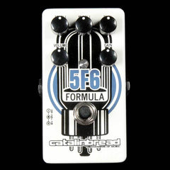 Catalinbread Formula 5F6 Overdrive Effects Pedal