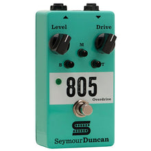 Seymour Duncan 805 Overdrive Electric Guitar Pedal