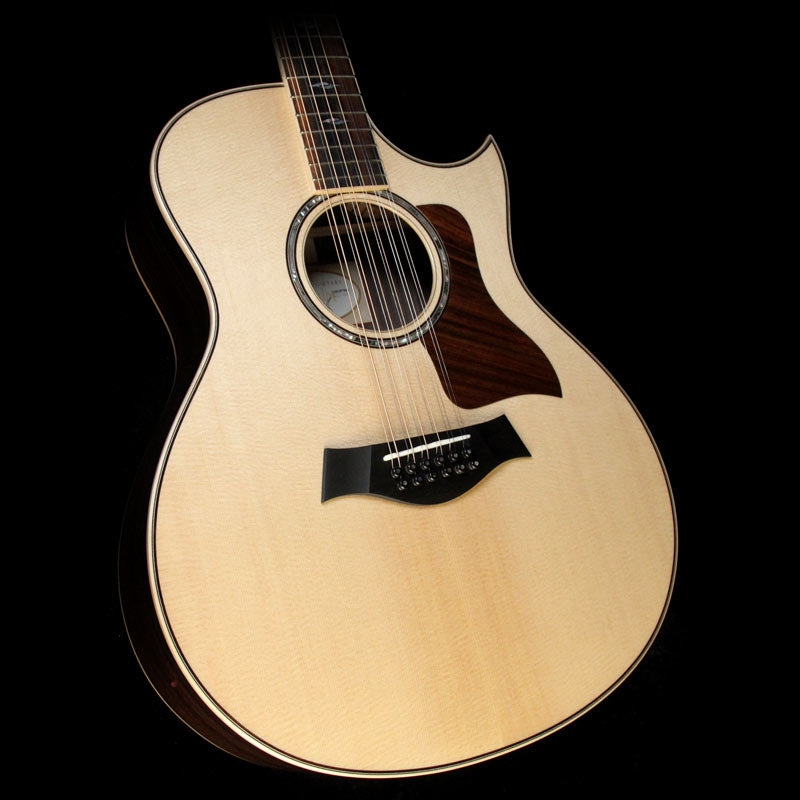 Taylor 856ce 12-String Grand Symphony Acoustic-Electric Guitar Natural