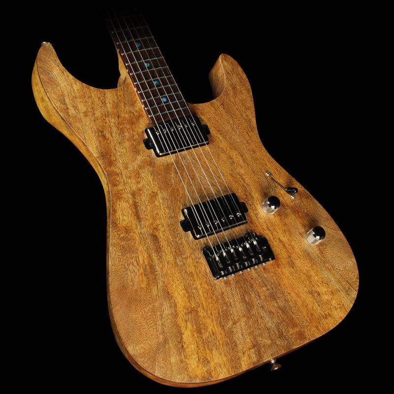 Used Lipe Virtuoso Mango Electric Guitar Natural