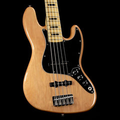 Squier Vintage Modified Jazz Bass V 5-String Bass Natural
