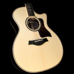 Taylor 814ce HP Grand Auditorium Acoustic/Electric Guitar Natural