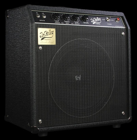 Jim Kelley Amplifiers Single Channel Reverb 12 Inch Guitar Amplifier Combo