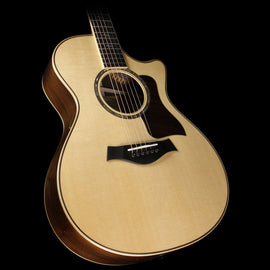 Taylor 812ce Brazilian Rosewood Edition Acoustic/Electric Guitar Natural