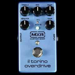 MXR Custom Shop Il Torino Overdrive Guitar Effects Pedal