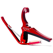 Kyser Quick Change Capo (Red)