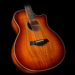 Used 2015 Taylor K26ce Koa Grand Symphony Acoustic/Electric Guitar Shaded Edgeburst