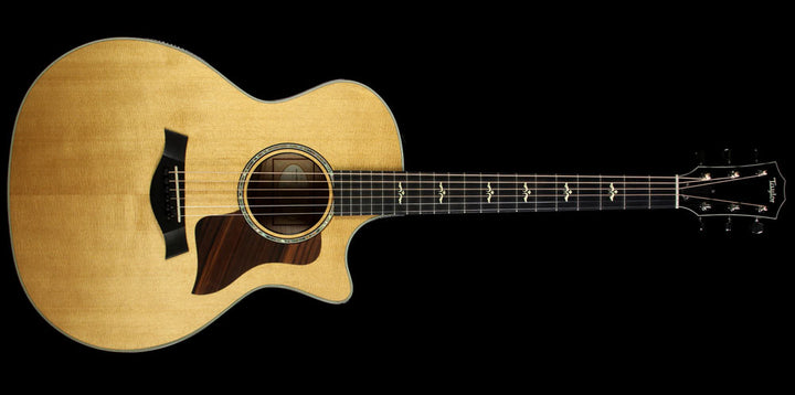 2015 Taylor 614ce Prototype Acoustic Guitar Brown Sugar Stain 1105304119
