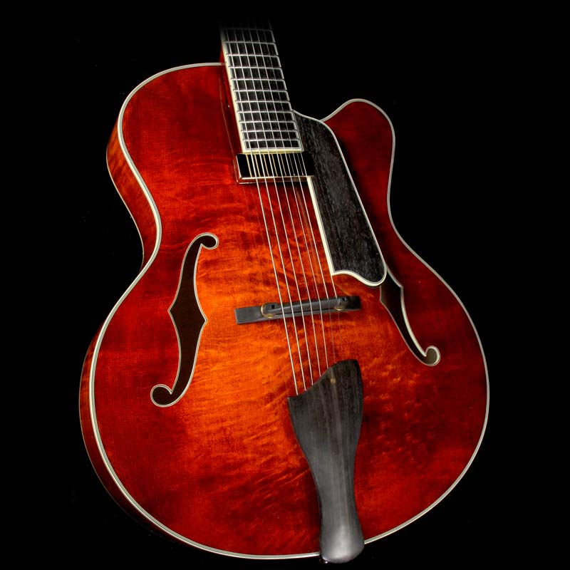 Eastman AR810CE-7 Seven String Archtop Classic Finish 13750130