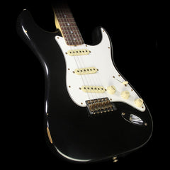 Used 2016 Fender Custom Shop '70 Stratocaster Relic Electric Guitar Black