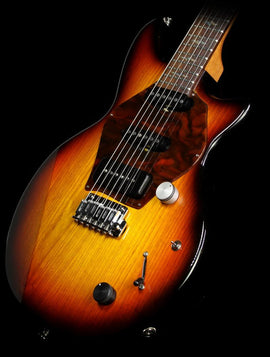McInturff Spitfire Electric Guitar 3-Tone Sunburst