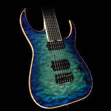 Used Jackson Misha Mansoor Signature Juggernaut HT7 Quilt Top Electric Guitar Laguna Burst