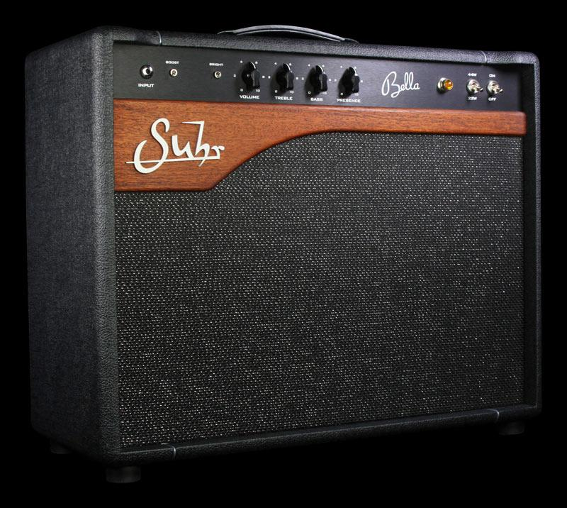 John Suhr Amplifiers Bella 44 Watt Guitar Amplifier Combo 02-BEL-0018